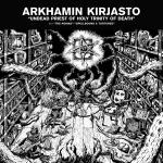 krypt-041 Arkhamin Kirjasto 7'' FRONT COVER