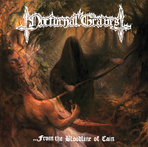 nocturnal graves - cover