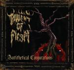 Towers of Flesh - Antithetical Conjurations Artwork